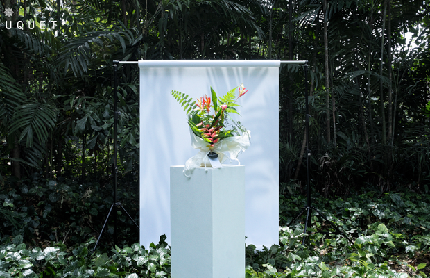 Sentosa Combats Greenhouse Gas Emissions This Valentine's Day with Eco-Friendly Bouquets
