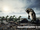 Marine Life Faces Tiny Toys in Disposable Plastic Print Campaign