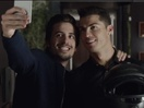 Cristiano Ronaldo & Neymar Jr Put on Their Poker Faces for New Pokerstars Ad