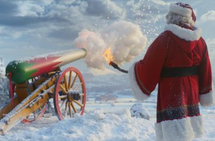 Christmas Comes Home in a Festive Flurry for AMV BBDO's Asda Spot