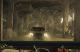 TBWA\G1 & Nissan Raze the Roof to Launch the New NP300 Navara