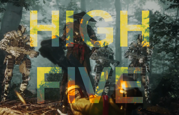 High Five: Colombia