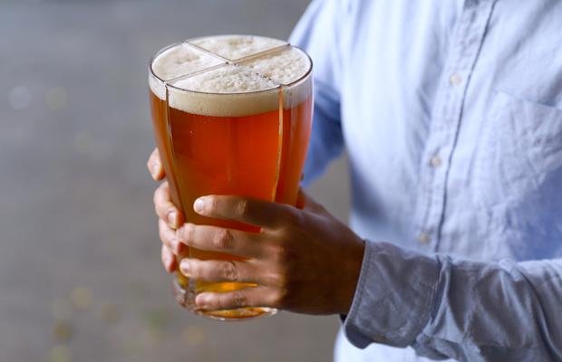 Australia's Beer Drinkers Rejoice: The Super Schooner Has Arrived