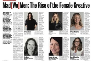Mad[Wo]Men: The Rise of the Female Creative