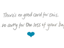 Pregnancy Loss Cards from MRM Picked Up by UK's Leading Card Retailer