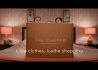 Frances Royle Reunites with Sir John Hegarty to Create Launch Commercial for 'The Chapar'