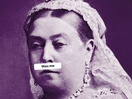Beauty Salon Honours Queen Victoria's Birthday with Stiff Upper Lip Waxes