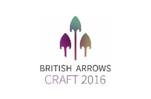 British Arrows Announces Chair & Jury for CRAFT 2016