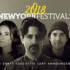 New York Festivals Announces 2018 Film Craft Executive Jury