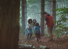 The Forest is Your Playground in Brothers and Sisters' Campaign for Center Parcs
