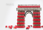 The Arc de Triomphe Gets Animated in New L'Oreal Paris Spot