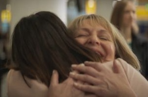 Qantas Showcases The Perth to UK Route in Third 'Feels Like Home' Spot via The Monkeys