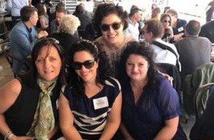 Sydney's Top Creatives Attend The CB Christmas Legendary Lunch and Twilight Cruise