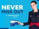 'Never Miss Out' on Your Favourite Concert with Air France's New Search Engine