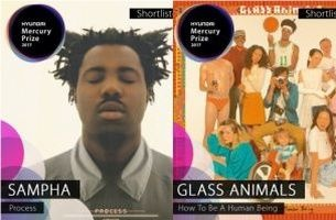 Beggars Music's Glass Animals and Sampha Nominated for Mercury Prize 2017