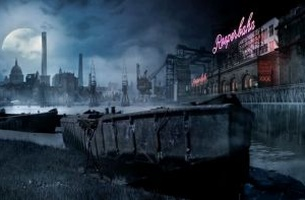 The Sights and Sounds of a Dystopian London