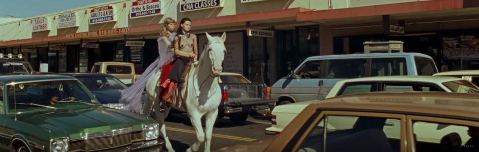 There's Plenty of Stylish Horsing Around in Yorgos Lanthimos' Gucci Film