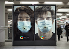 Cancer Society of Finland's Campaign Brings a Different Kind of Pandemic to Light