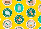 Juniper Park\TBWA Celebrates the 'Work From Home' Wins with 'Badges of Honour'