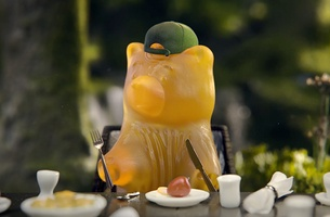 CG Gummy Bear Family Makes its Debut in New Reality Series for Black Forest Organic