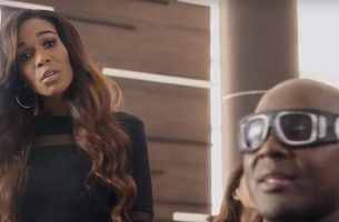 Michelle Williams and Horace Grant Give Advice on How to Stand Out in Foot Locker Ad