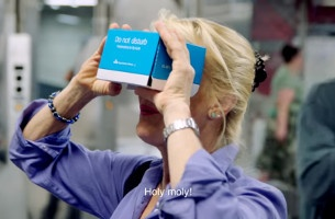 Budget Airline Passengers Can Pretend to Fly KLM in Virtual Reality