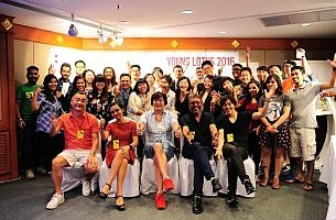 14 Young Creative Teams Arrive in Thailand to Participate in Young Lotus Workshop