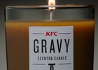 KFC Gravy Scented Candle
