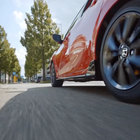 Juan Cabral Goes to Ground for Thrilling Honda Civic Spot