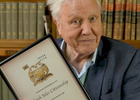 David Attenborough Becomes Latest Citizen of The Trash Isles