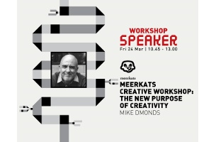 "Meerkats To Host ""The New Purpose Of Creativity"" Workshop At Adfest 2017"