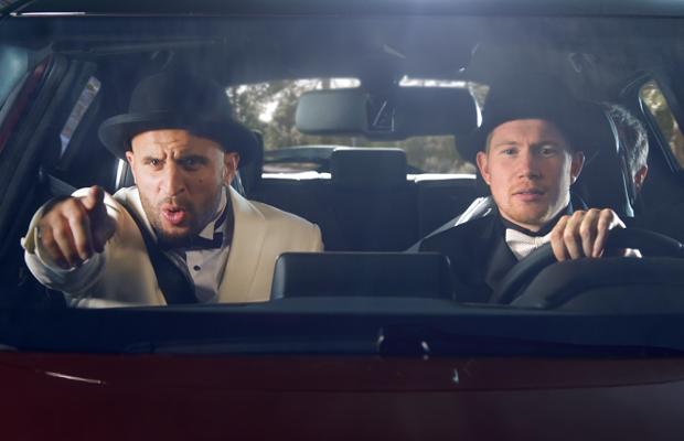 Manchester City Stars and Nissan Juke Present Spoof Spy Thriller 'A Little Bit Quick'