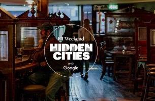Visualise creates 3D 360° documentary for FT's Hidden Cities: Dublin
