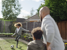 Screwfix Shows Families How to Enjoy Football from Home in New Sky Sports and ITV Idents