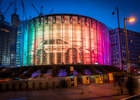 Volkswagen Lights Up IMAX London to Celebrate the Lumiere Festival of Light