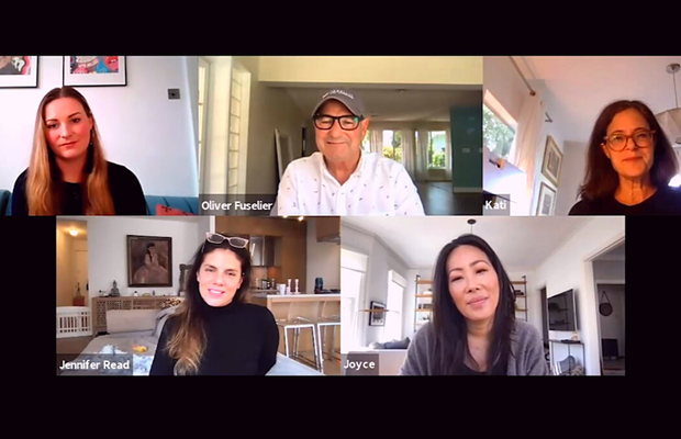 5N30 Ep 3: Jenny Read, Kati Haberstock and Joyce Chen Connect NY, LA and San Francisco