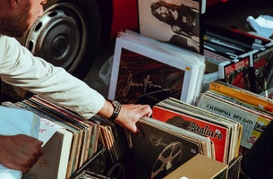 Pitch & Sync on Why Record Stores Aren't Just for Record Store Day