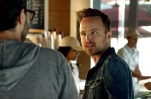 Aaron Paul Spoils the Show in twofifteenmccann's New Hulu Campaign