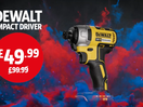 Screwfix Blasts into Black Friday with Epic 2020 Campaign