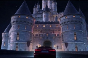 Audi Spain's Rally Driving Fairy Tale Heroine Animation Subverts Gender Norms