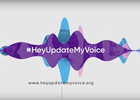 Virtual Assistants Expose Cyber Harassment with 'Hey, Update My Voice'
