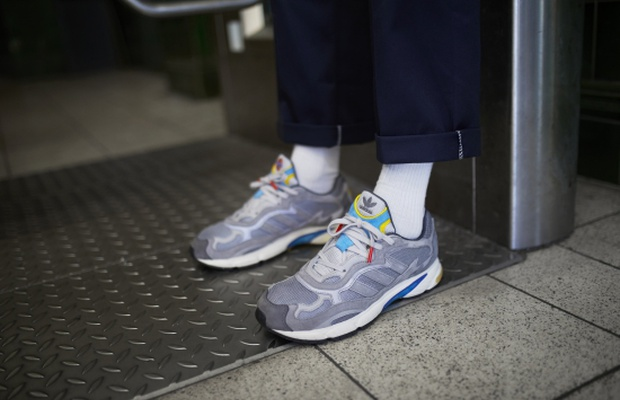 competitive price 6246a 46eb8 Mind The Gap  adidas Originals Launches Collab with Transport for London