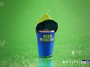 W+K and Delta Airlines Team Up to Keep Your Beer Safe From the Rain