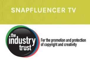 The Industry Trust Collaborates with Snapfluencer TV