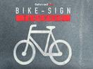 BBDO Düsseldorf Sells Bikes on Bike Lanes with 'Bike-Sign Takeover'
