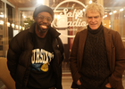 Electric Glue Launches Podcast 'Sacrifice and Success' with Sir John Hegarty