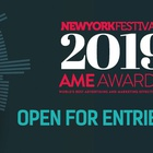 2019 New York Festivals AME Awards Opens for Entries