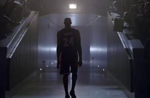 Kobe Bryant Conducts a Concert Hall of Hate in W+K Portland's Nike Spot