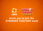 CARE Charity Event - Stronger Together in-game event