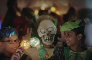 AMV BBDO Helps Sainsbury's Get into the Spirit of Halloween